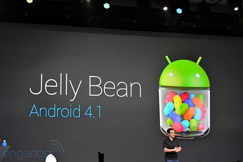 Todo sobre Android Jelly Bean 4.1