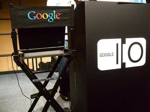 Futuras novedades en el Google I/O 2012