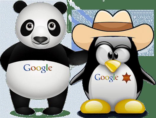 Guía de Google Penguin: Compartir es vivir (III)