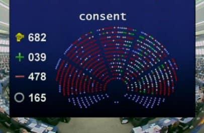 Europa dice que no al control de internet
