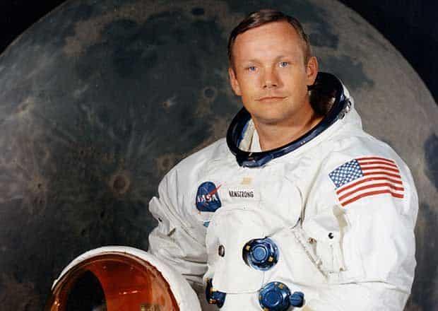 Neil Armstrong fallece a los 82 años