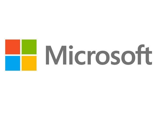 Historia gráfica de Microsoft