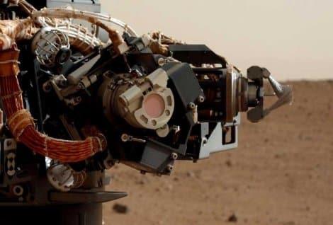 Feed RSS con las imágenes que van llegando de Marte