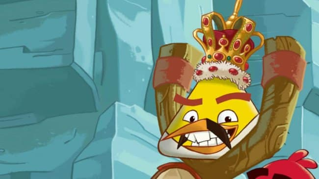 Los Angry Birds: Tributo a Queen