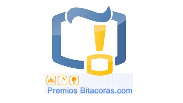 Empiezan los Premios Bitácoras 2012 -Ayúdanos con tu voto-