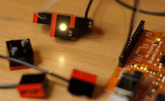 Brickduino, la unión entre LEGO y Arduino