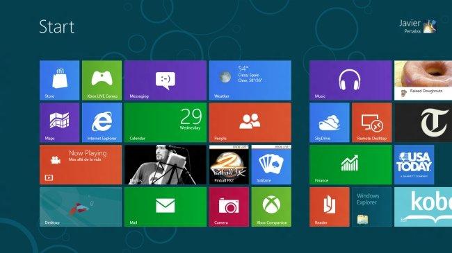 Todo lo que tienes que saber respecto a Windows 8