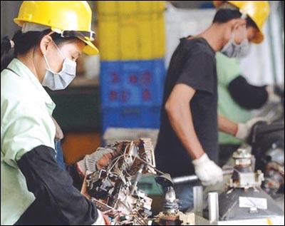 Migración de la mano de obra por los avances en robótica industrial