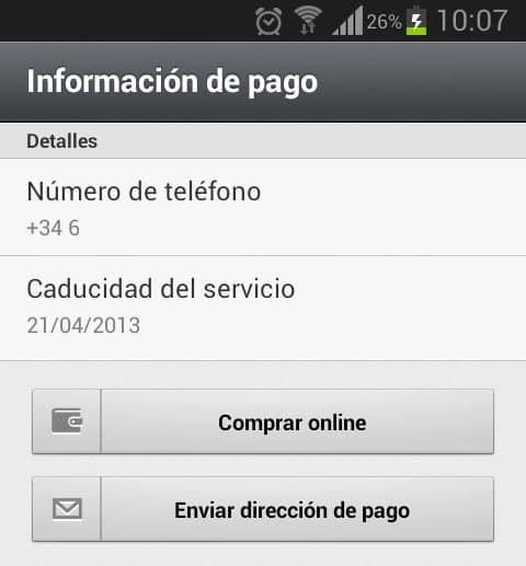 ¿WhatsApp de pago en Android?