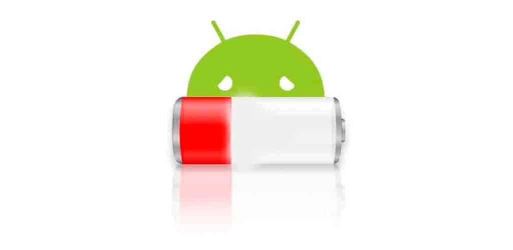Mejorar batería Android