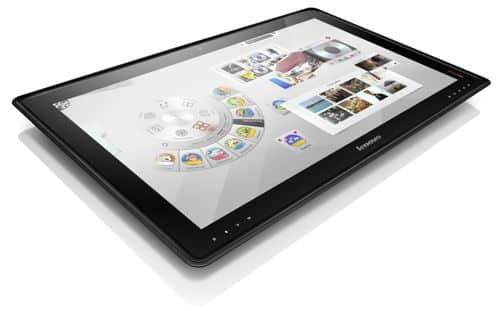 CES 2013 Tablet gigante