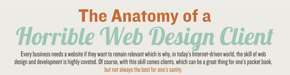 ¿Qué cuenta el diseño de la web sobre tí (infografía)?