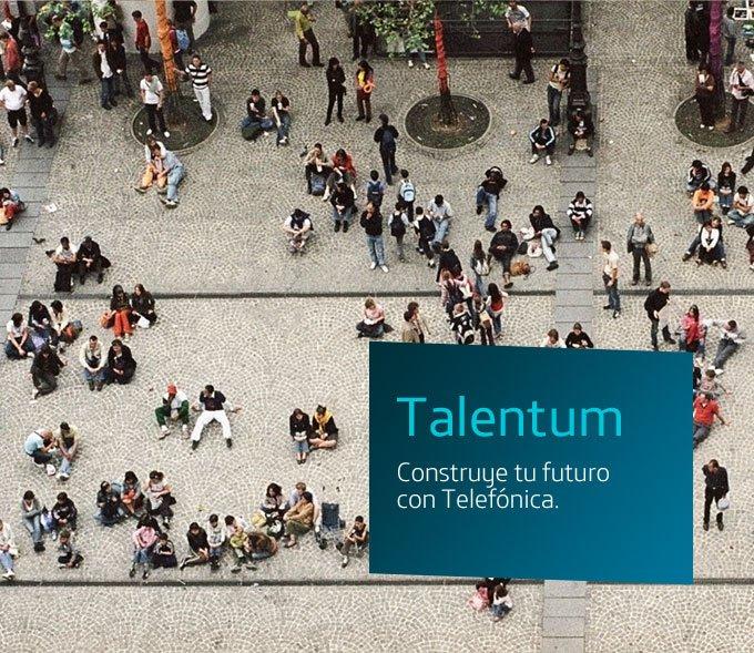 Talentum, becas de Telefónica para universitarios techies