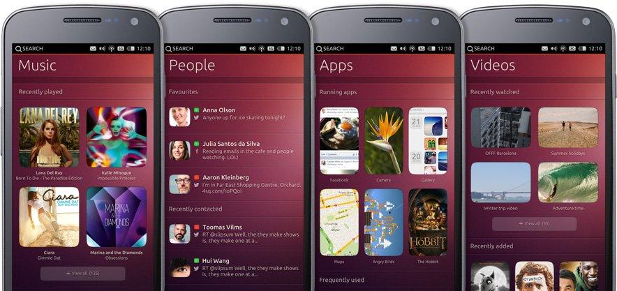 Canonical llega al mundo móvil con Ubuntu Phone OS