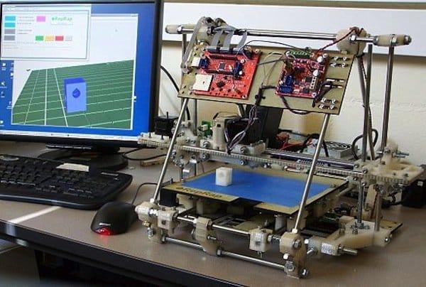Todo lo que deberías saber sobre impresoras 3D