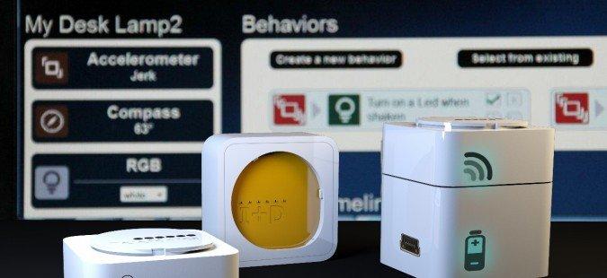 El internet de las cosas y el diseño de interacción modular