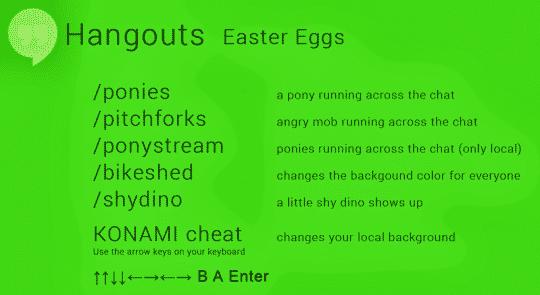 Hangouts-Pascua