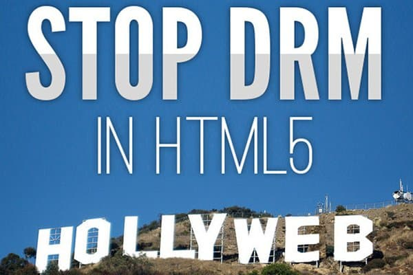 Stop-DRM-HTML5