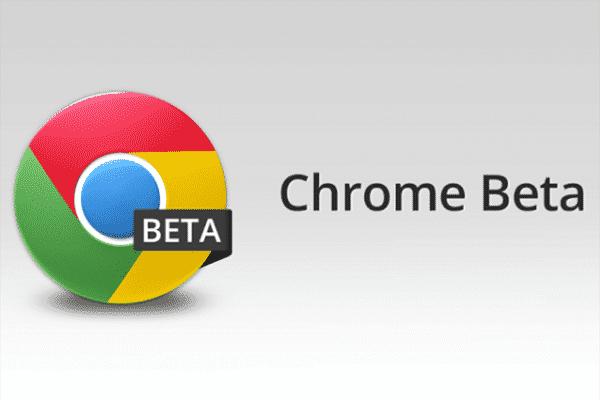 Chrome Beta se sube a la moda de compartir tus datos cifrados