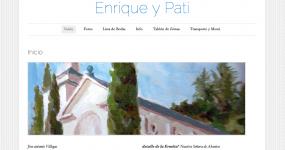 Enrique y Pati