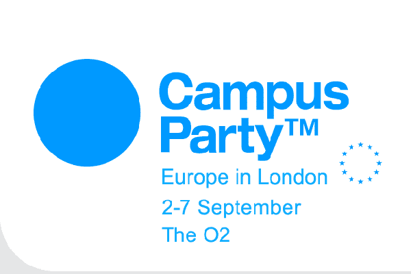 PabloYglesias en la Campus Party Europe London 2013 #CPEUROPE