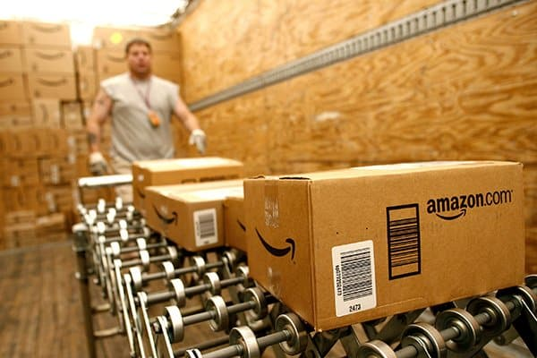 Amazon como proveedor de internet