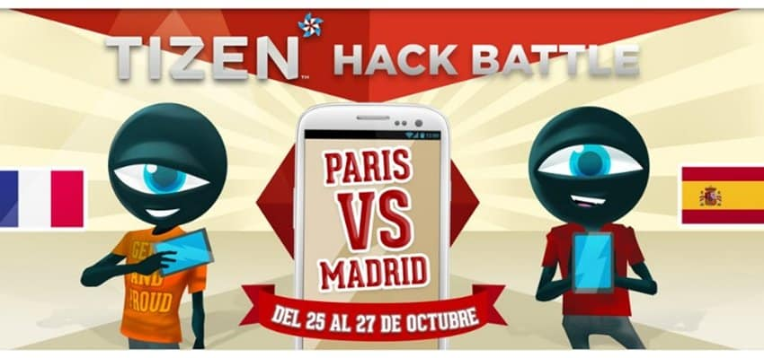 Tizen Hack Battle, Gsickminds 2013 y ZampaCON