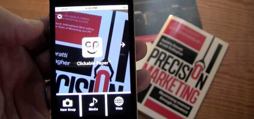 La UX detrás de la vinculación digital de algo impreso