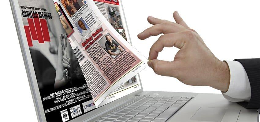 Evolución de los hábitos de consumo de información en la red