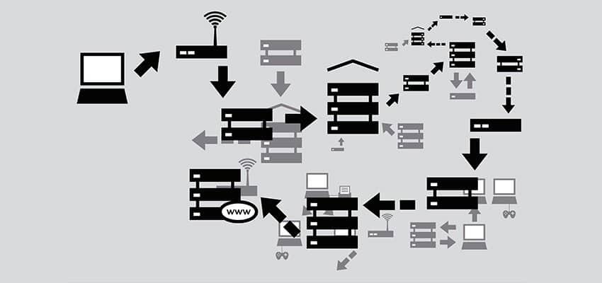 P2P como herramienta anti-control