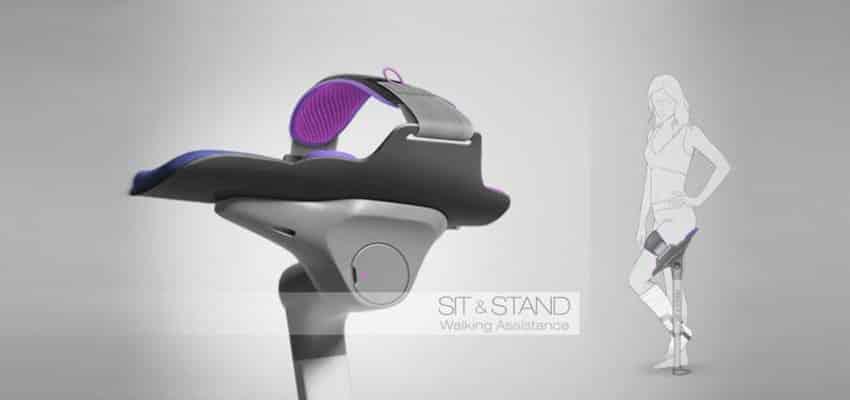 Innovación disruptiva en la figura del asiento