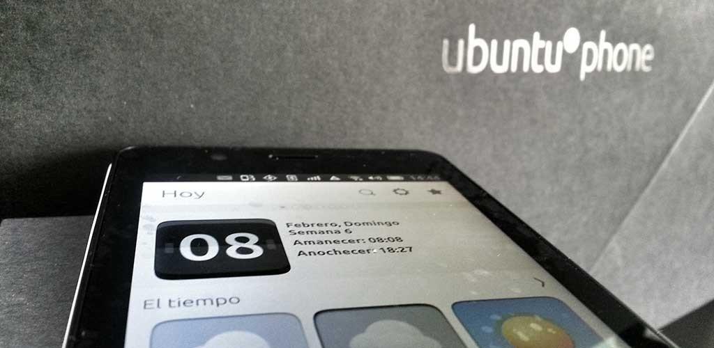 Ubuntu Touch BQ