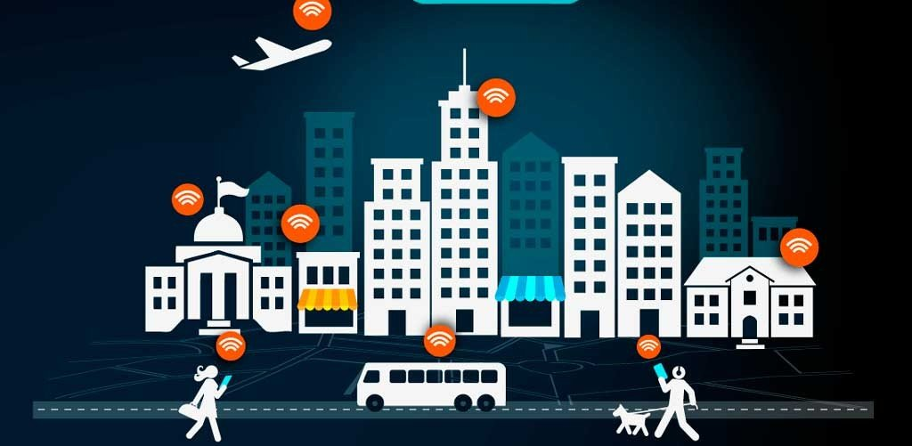 wifi city