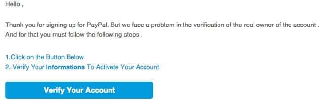 PabloYglesias PayPal Phishing