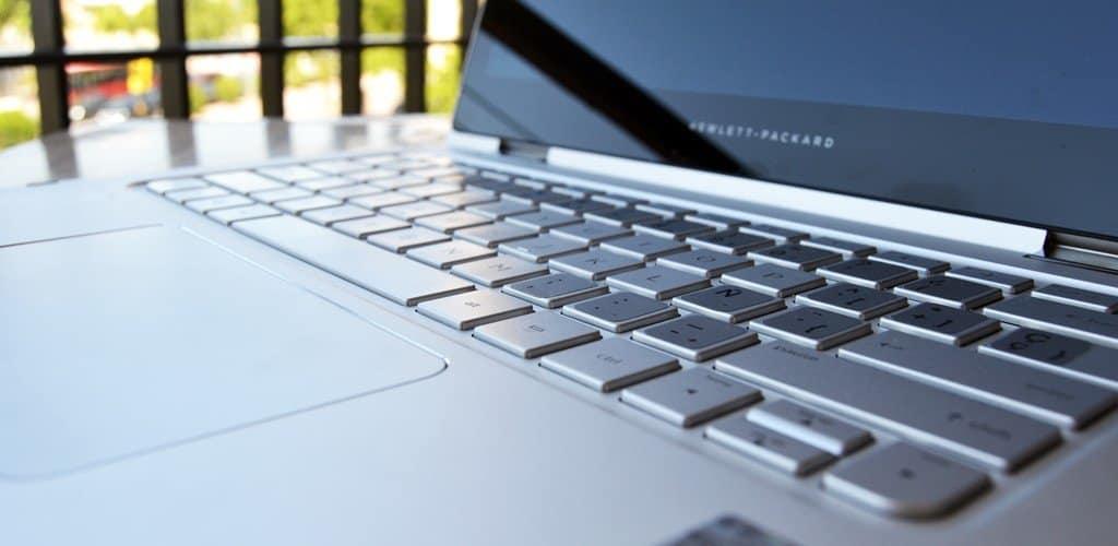 spectre x360 teclado