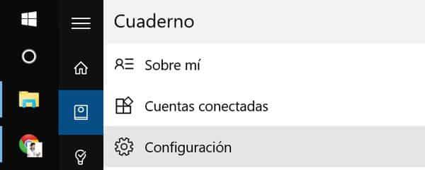 Cortana Privacidad