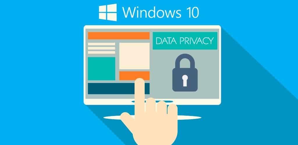 windows10 privacidad
