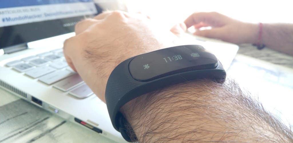 Mi experiencia con la Huawei TalkBand B1 después de un mes de uso