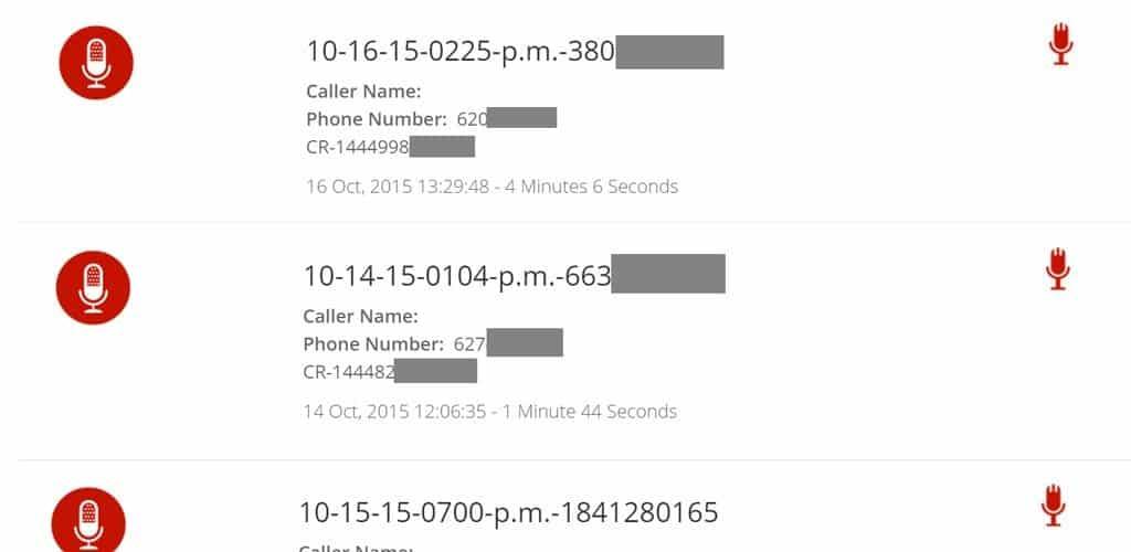 XNSPY Record Calls