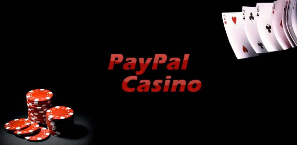 paypal casino