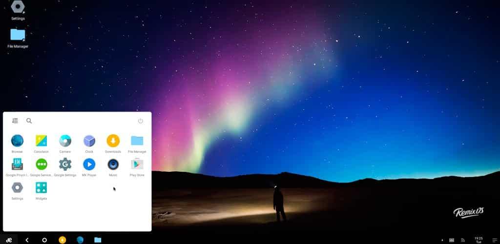 RemixOS: Experiencia aceptable a los mandos de un SO móvil en escritorio