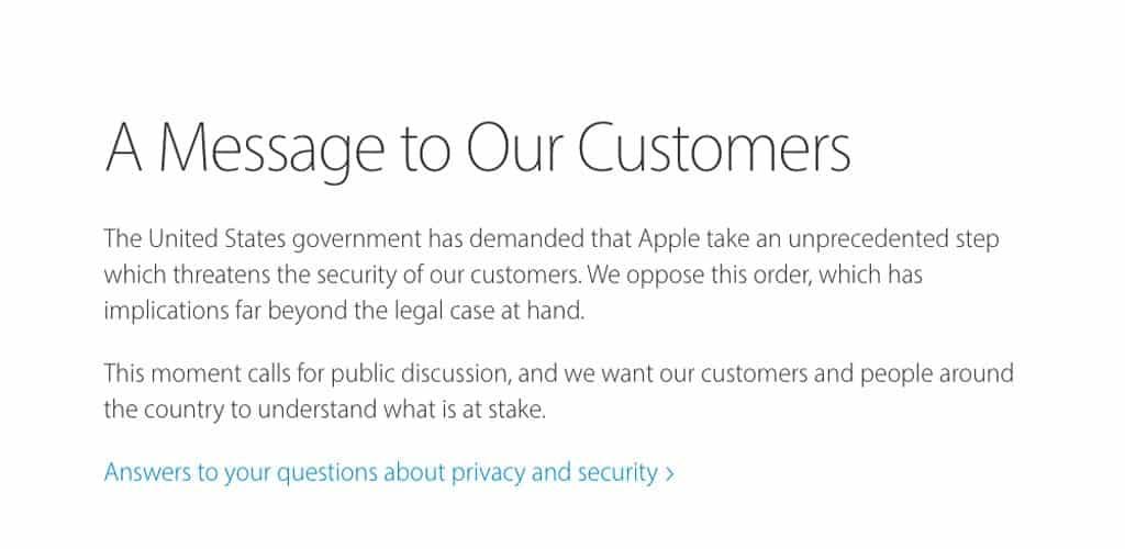 Los riesgos de delegar en compañías la privacidad de nuestros datos