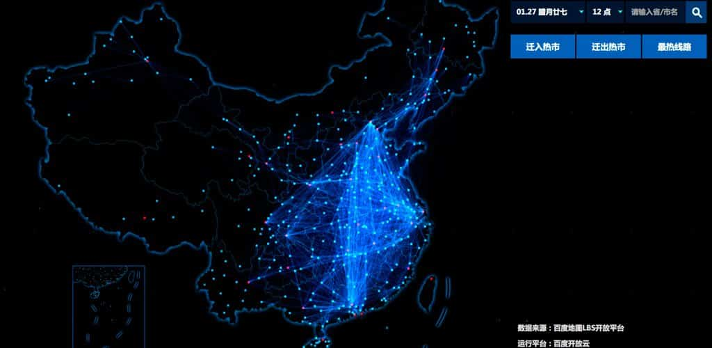 Ecosistemas digitales ricos en información como herramienta de control