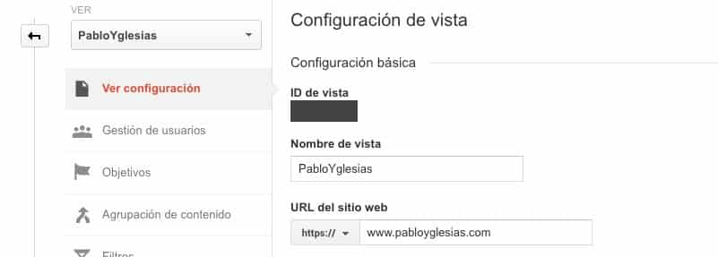 Analytics PabloYglesias SSL