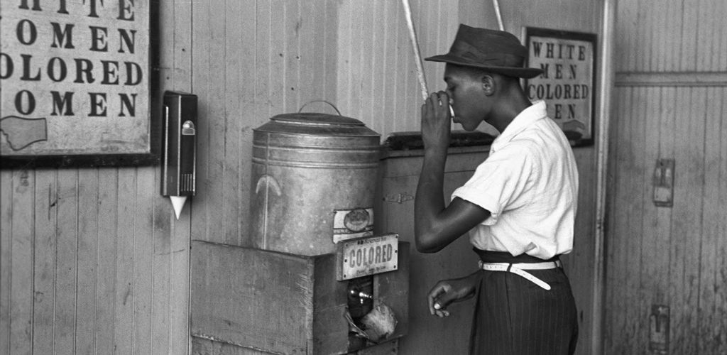 segregacion racial