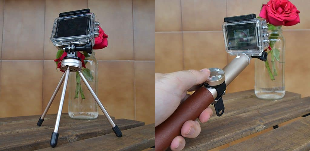 selfie bluetooth camara