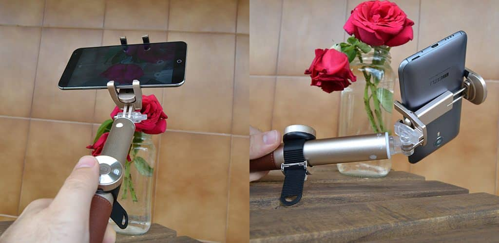 selfie bluetooth