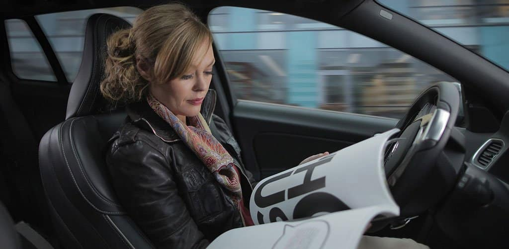 La autonomía de los coches es incompatible con el ser humano