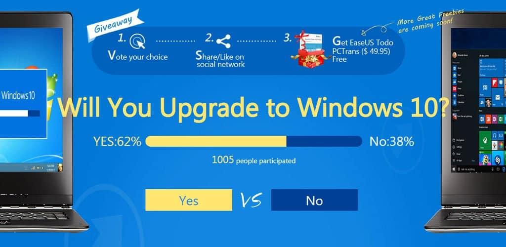 7 razones para darle el SÍ y 7 para darle el NO a Windows 10