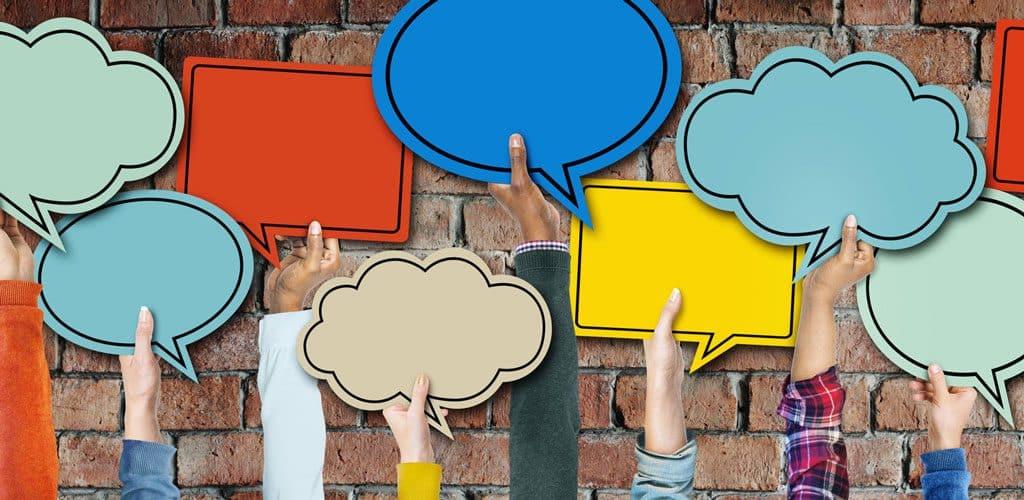 control conversacion